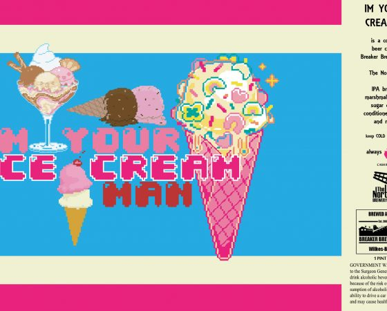 I'm Your Ice Cream Man