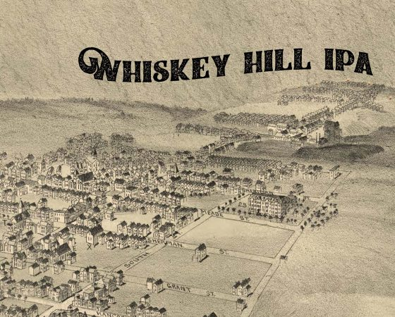 Whiskey Hill IPA