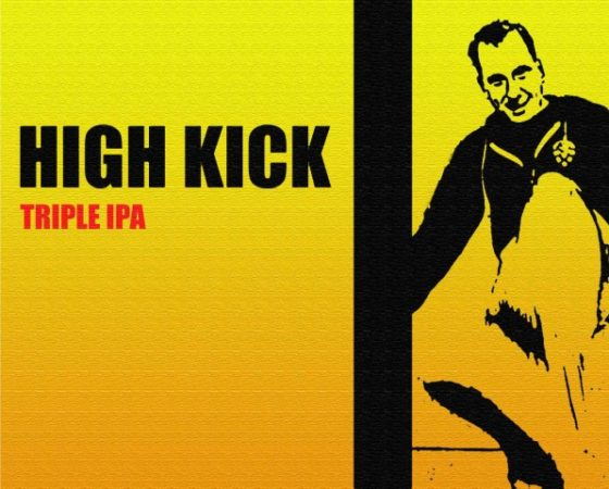 High Kick Triple IPA