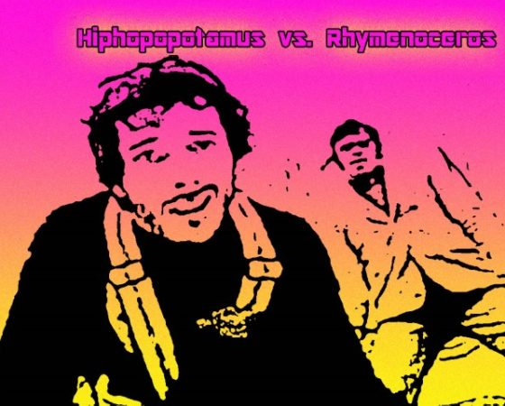 Hiphopopotamus vs Rhymenoceros