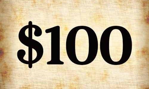 $100 Membership