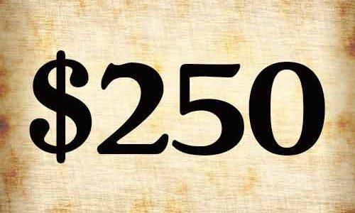 $250 Membership