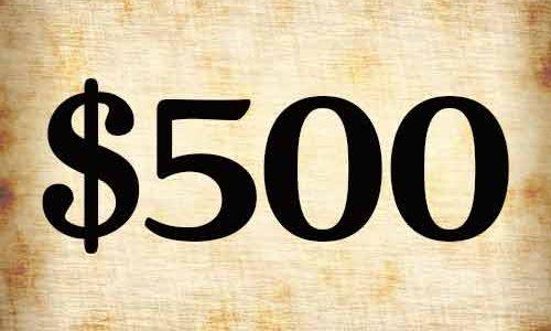$500 Membership
