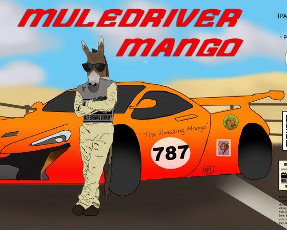 Mule Driver Mango IPA